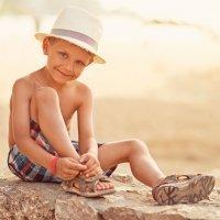 Consejos para escoger el calzado de verano de los niños