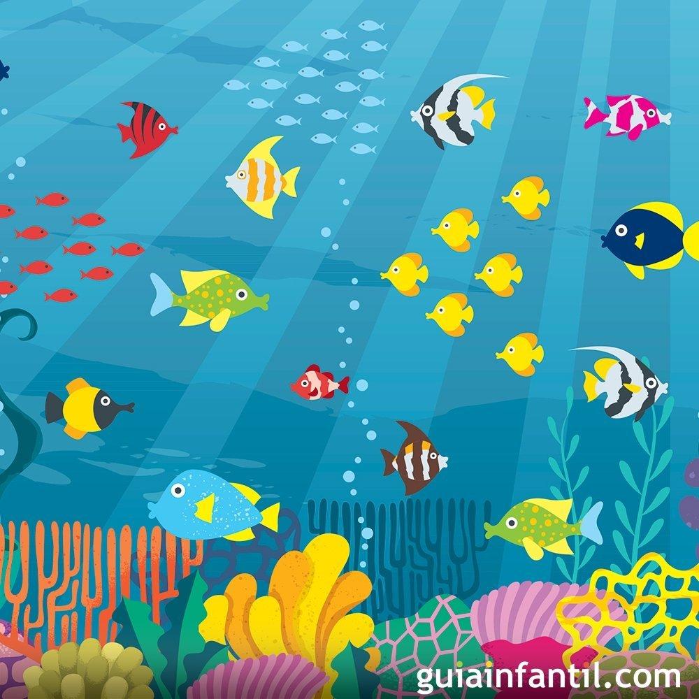 Cuentos cortos para niños sobre el mar y el océano