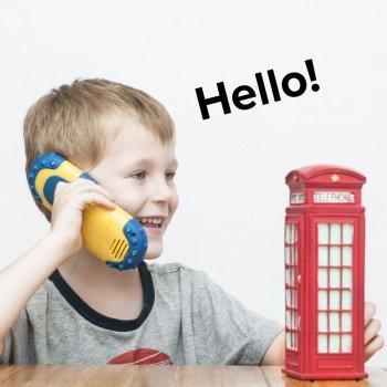 5 trucos para que tu hijo aprenda inglés sin darse cuenta