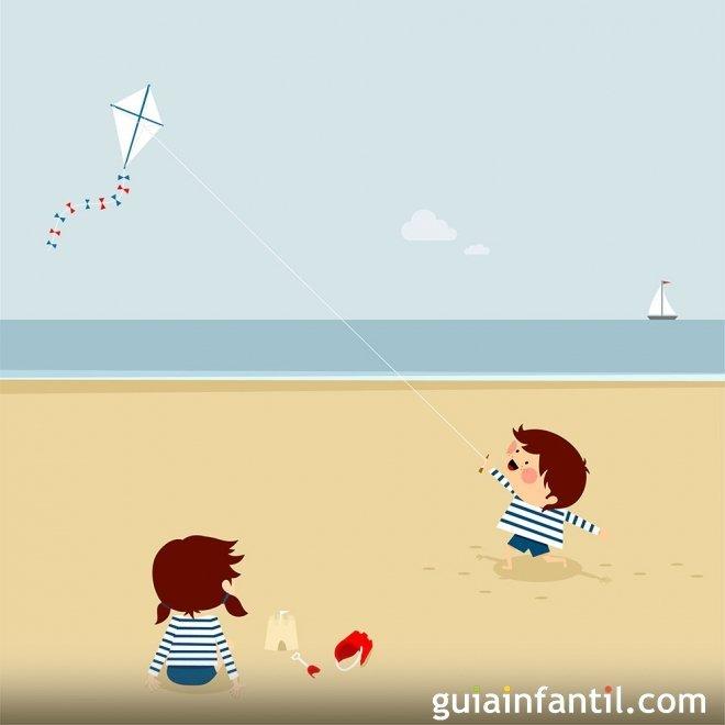 Cuentos sobre el verano para los niños