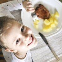Importancia de las grasas en la infancia