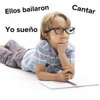 Cómo enseñar a conjugar los verbos a los niños