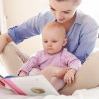 5 tipos de cuentos recomendados para bebés