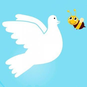 Fábula - La abeja y la paloma