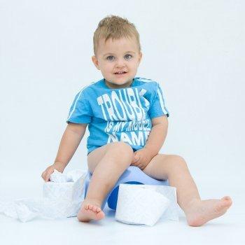 Quitar el pañal al bebé según la filosofía Montessori