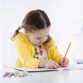 Consejos para ayudar a los niños a mejorar la letra