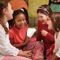 8 pasos para organizar una fiesta de pijamas infantil