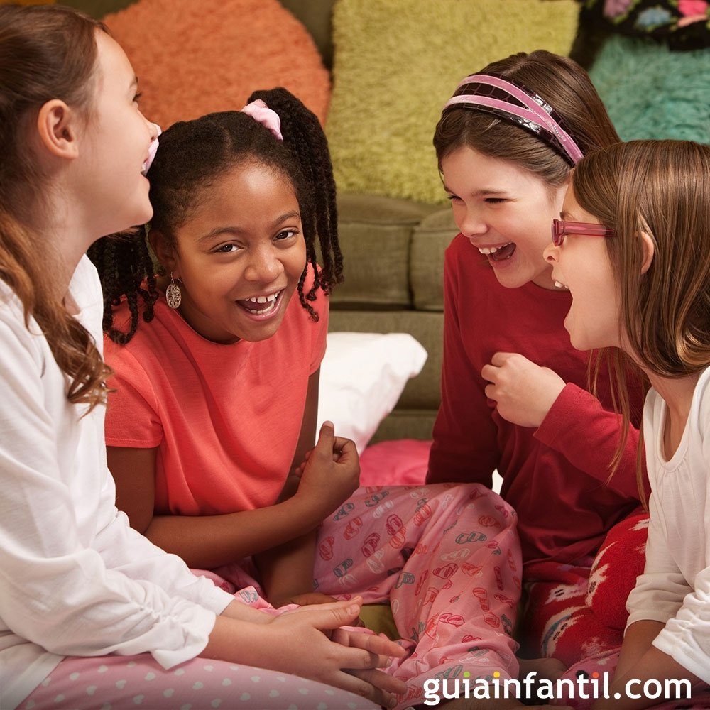 580341d972 8 pasos para organizar una fiesta de pijamas infantil