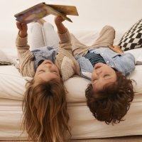 Los libros favoritos de los niños de 6 a 10 años