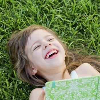 Cómo un libro puede hacer feliz a un niño