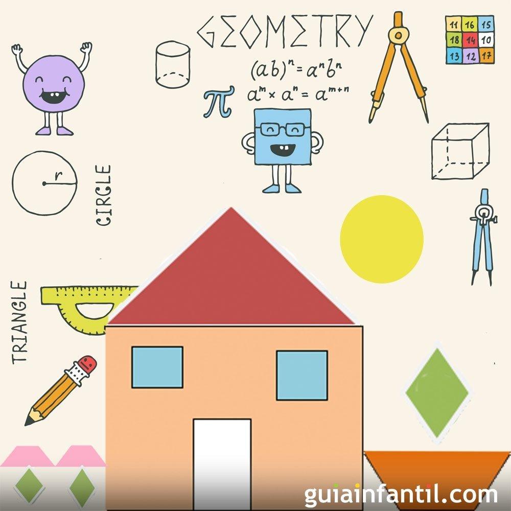 Las Figuras Geometricas Poesia Didactica Para Ninos