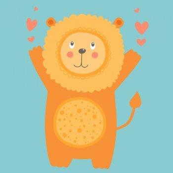 El león enamorado