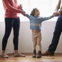 Consecuencias del divorcio en los niños