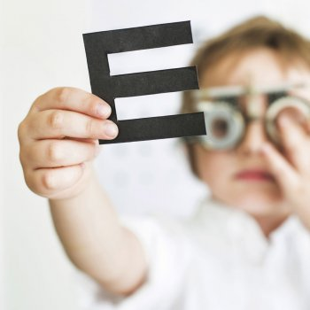 8 dudas sobre la miopía de los niños