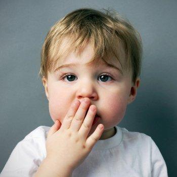 Miedo en bebés de 2 años