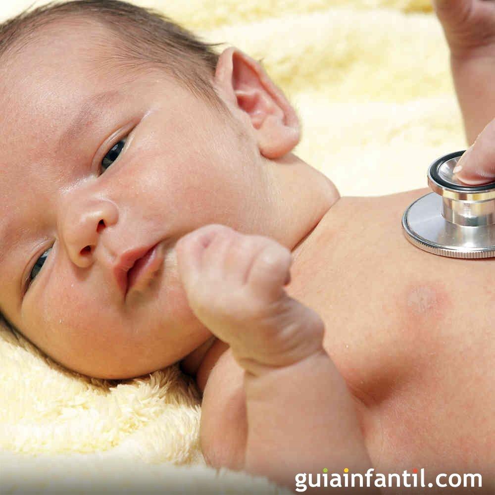 61b35fd38 10 signos de alarma en bebés recién nacidos