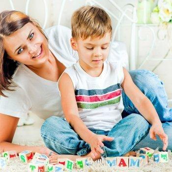 Enseñar a los niños a leer y escribir