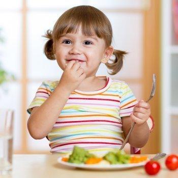 Menú para niños de 4 a 6 años