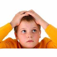 El miedo en los niños de 9 a 12 años