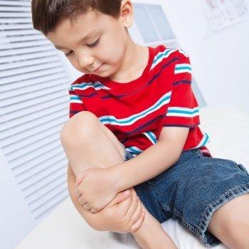 Problemas ortopédicos en las rodillas de los niños