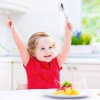 Menú semanal para niños por edades