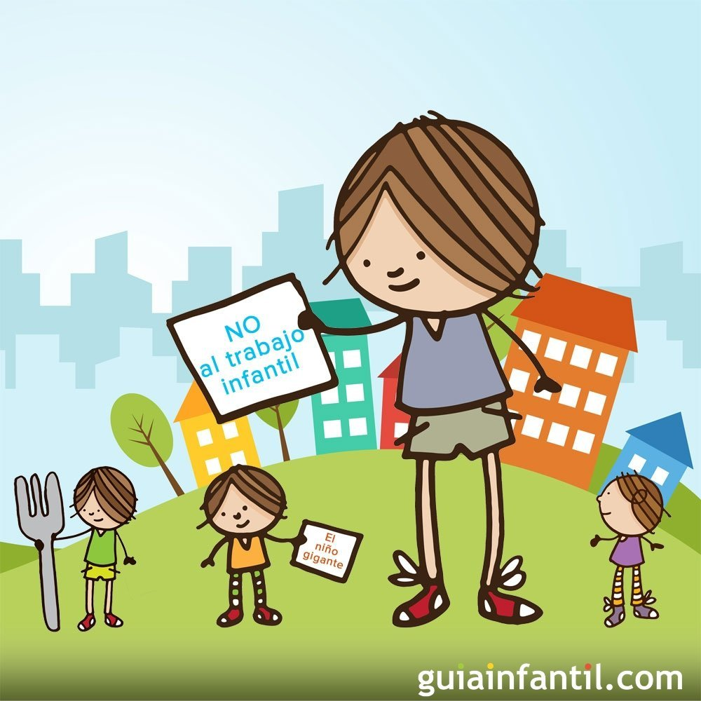 El Niño Gigante Cuento Infantil Sobre Los Derechos Del Niño