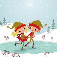 All I want for Christmas is you. Canción en inglés para niños
