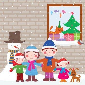 It's beginning to look a lot like Christmas. Villancico en inglés para niños