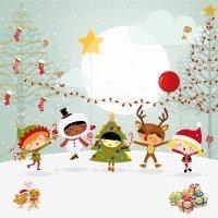 Shake up Christmas. Villancico en inglés para niños