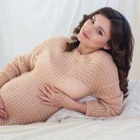 Por qué muchas mujeres se ponen más guapas en el embarazo
