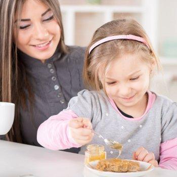 Endulzantes naturales para niños