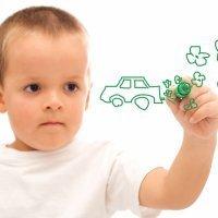 La lateralidad en los niños