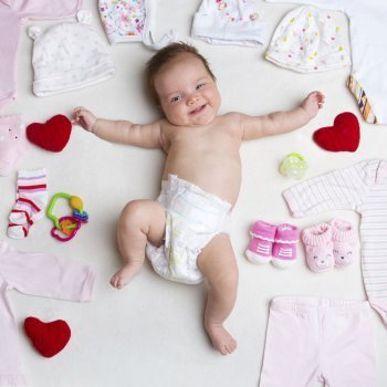 Qué dinero cuesta un bebé en España