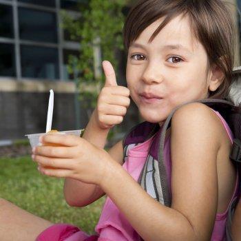 Snacks saludables para niños