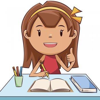 Aprendiendo a subrayar. Poesía didáctica para niños