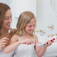 Qué pasta de dientes debe usar el niño según su edad