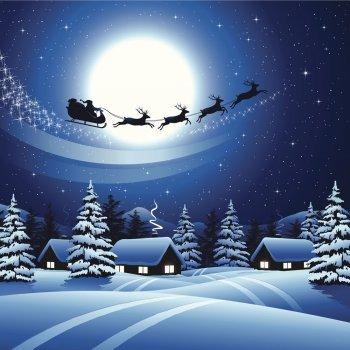 Santa Claus is Coming to Town. Villancico para cantar con los niños