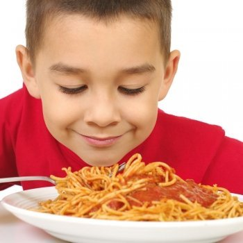 Menú para niños TDAH