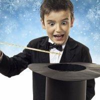 Dos trucos de magia para enseñar en Navidad a los niños