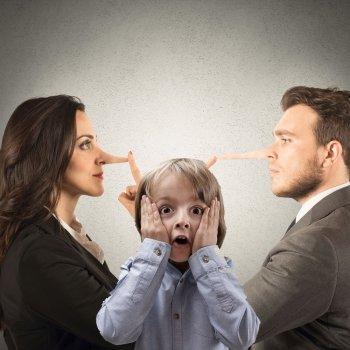 Mentiras piadosas a los niños: ¿sí o no?