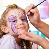Maquillajes de animales para disfraces infantiles