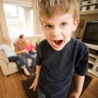 5 tipos de rabietas en los niños