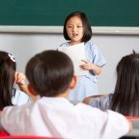 Cómo ayudar al niño a preparar un examen oral