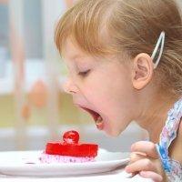 Gelatina, un alimento poco nutritivo para los niños