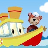 El marinero baila. Letras de canciones infantiles