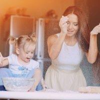 4 ventajas de cocinar con los niños