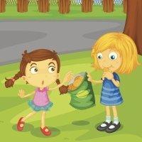 En el recreo. Poesía didáctica para niños