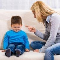 El sarcasmo, un arma peligrosa con los niños