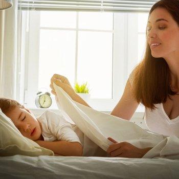 Cómo ayudar a los niños a dormir solos en su habitación