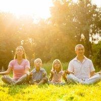 Ejercicio de respiración para practicar Mindfulness en familia